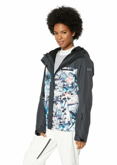 Roxy Snow Junior's Jetty 3n1 Jacket Bachelor Button_Water of Love XS