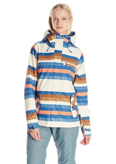 Roxy SNOW Junior's Jetty 3N1 Snow Jacket  Large