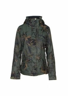 Roxy Snow Junior's Jetty Snow Jacket Four Leaf Clover_SWELL Flowers L