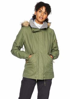 Roxy Snow Junior's Meade Jacket  L