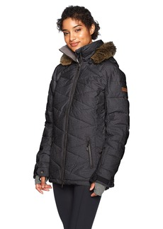 Roxy Snow Junior's Quinn Snow Jacket  L