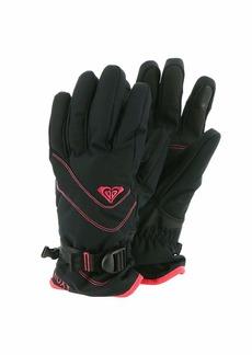 Roxy SNOW Junior's Roxy Jetty Solid Snow Gloves  L