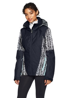 Roxy Snow Junior's Sassy Snow Jacket  S