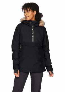 Roxy Snow Junior's Shelter Jacket  L
