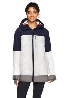 Roxy Snow Junior's Torah Bright Stormfall Snow Jacket  S
