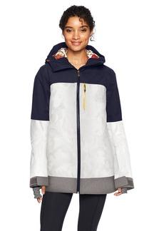 Roxy SNOW Junior's Torah Bright Stormfall Snow Jacket  S