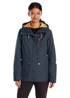 Roxy SNOW Junior's Andie Tailored Long Snow Jacket