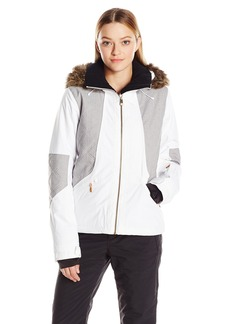 Roxy SNOW Women's Atmosphere Slim Fit Jacket  M