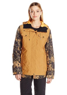 Roxy SNOW Junior's Ceder Tailored Fit Snow Jacket  M