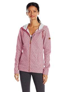 Roxy SNOW Women's Doe Fleece Jacket  L