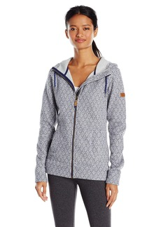 Roxy SNOW Junior's Doe Fleece Jacket  L