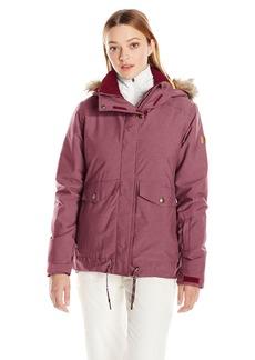 Roxy SNOW Junior's Grove Regular Fit Snow Jacket  L