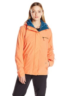 Roxy SNOW Junior's Jetty 3n1 Regular Fit Snow Jacket  XS