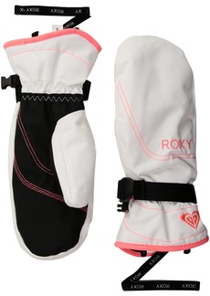 Roxy SNOW Junior's Roxy Jetty Solid Mitt Gloves  L