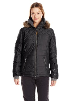 Roxy SNOW Junior's Quinn Ulquilted Tailored Fit Snow Jacket