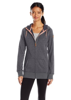 Roxy SNOW Junior's Resin Knit Fleece Jacket  L