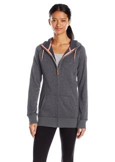 Roxy SNOW Women's Resin Knit Fleece Jacket  M