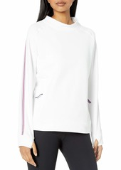 Roxy SNOW Women's Resin Overhead Fleece Top bright white S