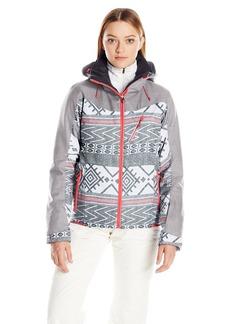 Roxy SNOW Junior's Sassy Slim Fit Snow Jacket  L