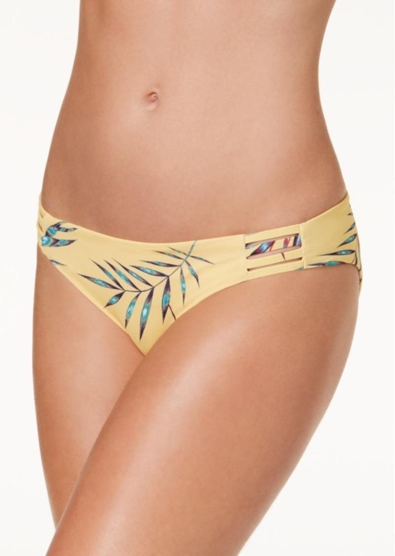 b119d2a23d9 Roxy Softly Love Reversible Printed Bikini Bottoms Women's Swimsuit