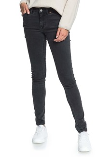 Roxy Stand by You Skinny Jeans (Anthracite)