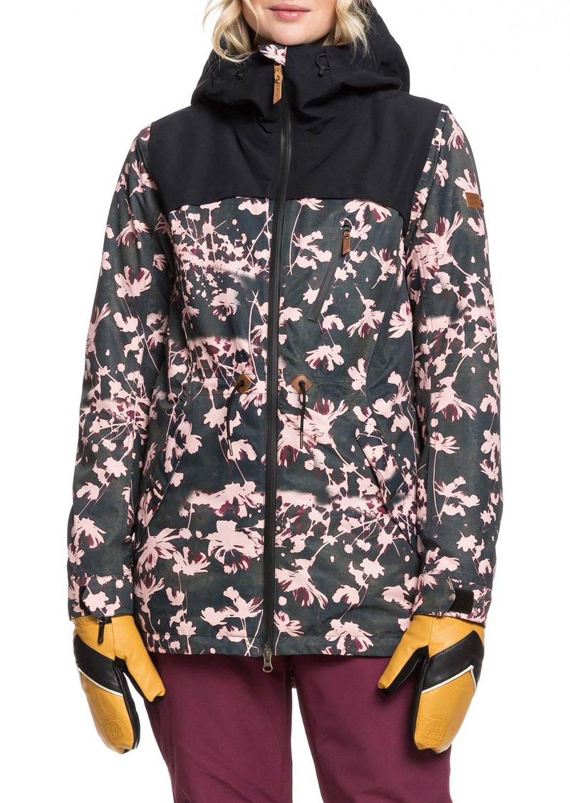 Roxy Stated Snowboarding Jacket