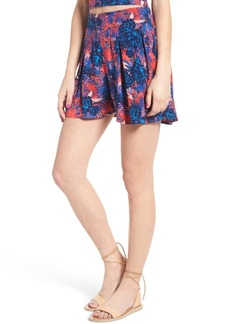 Roxy Stellar Pleated Shorts