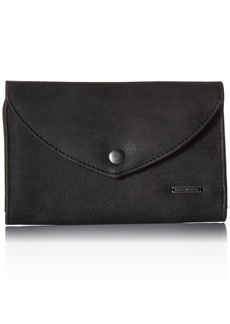 Roxy Stop Here Wallet anthracite