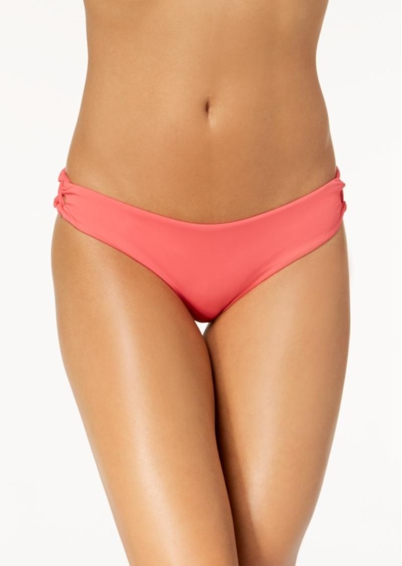 68087b5910 Roxy Roxy Strappy Cheeky Bikini Bottoms Women s Swimsuit