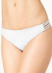 Roxy Strappy Love 70s Bikini Bottoms Women's Swimsuit