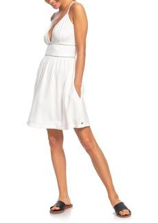 Roxy Strappy Minidress