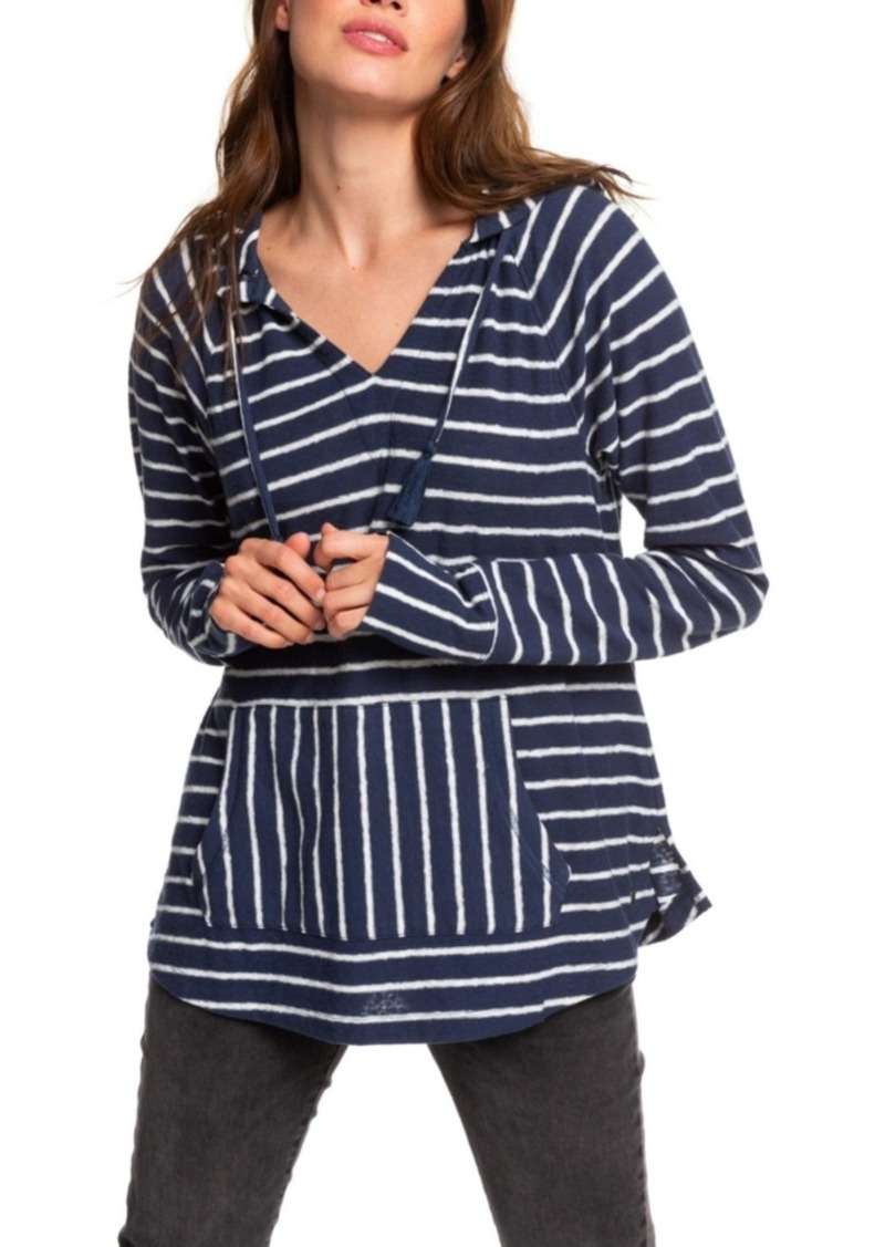 Roxy Striped Hoodie