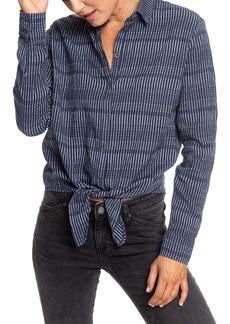 Roxy Suburb Vibes Jacquard Shirt
