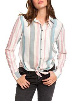 Roxy Suburb Vibes Stripe Shirt