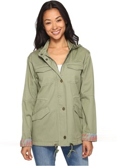 Roxy Sultanis Military Jacket