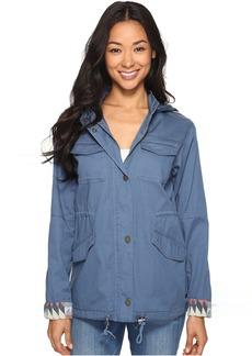 Roxy Sultanis Military Jacket