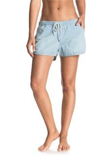 Roxy Summer Feel Chambray Shorts