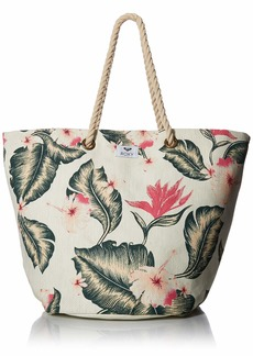 Roxy Sunseeker Beach Tote Bag