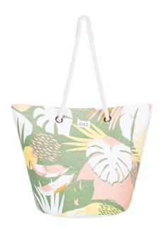 Roxy Sunseeker Print Tote Bag