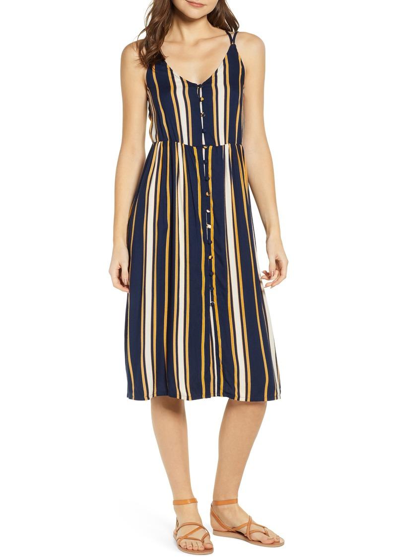 d0d101bde6d Roxy Roxy Sunset Beauty Midi Dress Now  35.98