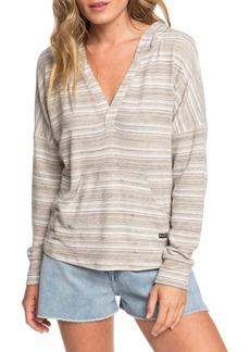Roxy Sweet Thing Stripe Hooded Top