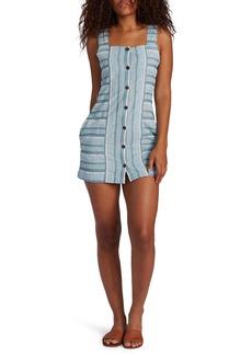 Roxy Sweeter Dreams Stripe Minidress