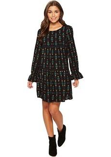 Roxy Sweetness Seas Woven Dress