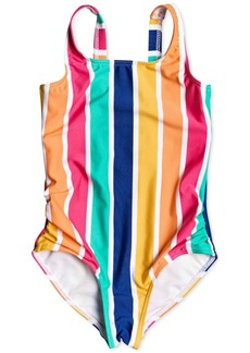 Roxy Toddler & Little Girls Maui Shade One-Piece Swimsuit