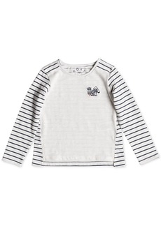 Roxy Toddler Girls Blossom Roses Striped Top