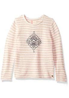 Roxy Toddler Girls' Long Sleeve Fashion Sweater