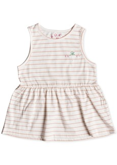 Roxy Toddler Girls Striped Cotton Tank Top