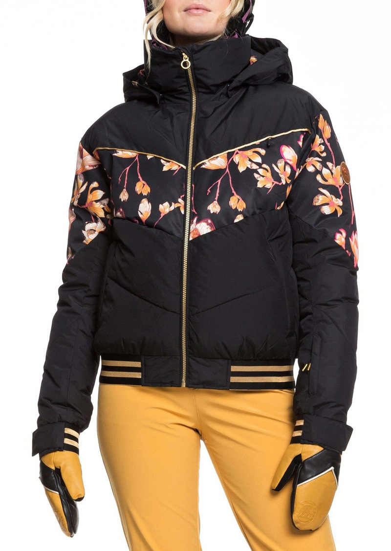 Roxy Torah Bright Summit Hooded Snow Jacket