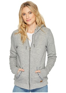 Roxy Trippin Sherpa Fleece Top