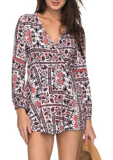 Roxy Twilight Adventure Surplice Romper